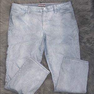 💗2/10$💗 Tommy Hilfiger Striped Jeans